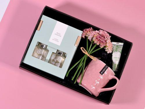 Darček pre ženu Pink Flambé